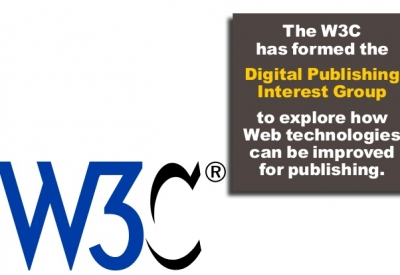 W3C Digital Publishing Activity