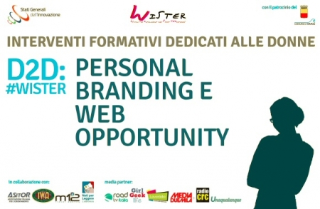 D2D: personal branding e web opportunity